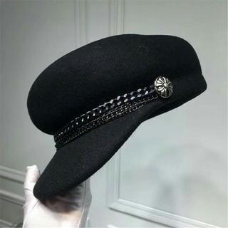 クロムハーツ(Chrome Hearts)のChrome Hearts ベレー帽(ハンチング/ベレー帽)