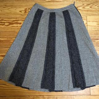 スキャパ(SCAPA)のSCAPA  スカート(ひざ丈スカート)