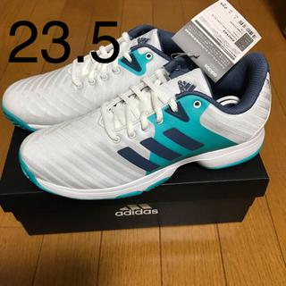 アディダス(adidas)のアディダス テニスシューズ バリケード 23.5(シューズ)