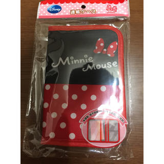 ディズニー(Disney)のミニー母子手帳 新品☆未開封(母子手帳ケース)