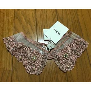 リリーブラウン(Lily Brown)の新品 lily brown つけ襟(つけ襟)
