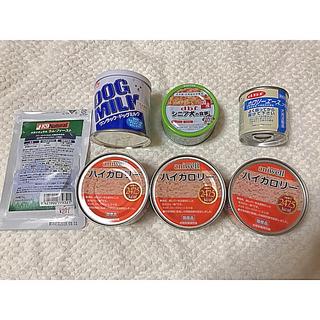 デビフ(dbf)のペットフード 缶 ミルク(ペットフード)