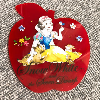 ディズニー(Disney)の白雪姫のコースター(テーブル用品)