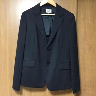 Aylesbury ブラックスーツジャケット13号