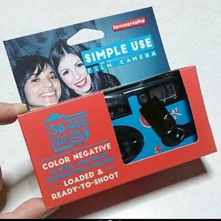 Lomography SIMPLE USE フィルムカメラ カラー(フィルムカメラ)