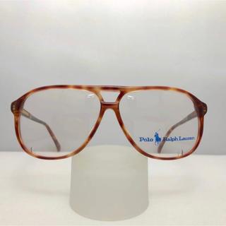 ポロラルフローレン(POLO RALPH LAUREN)のポロ・ラルフローレン 正規品 ツーブリッジ 新品 ビンテージ 日本製 眼鏡(サングラス/メガネ)