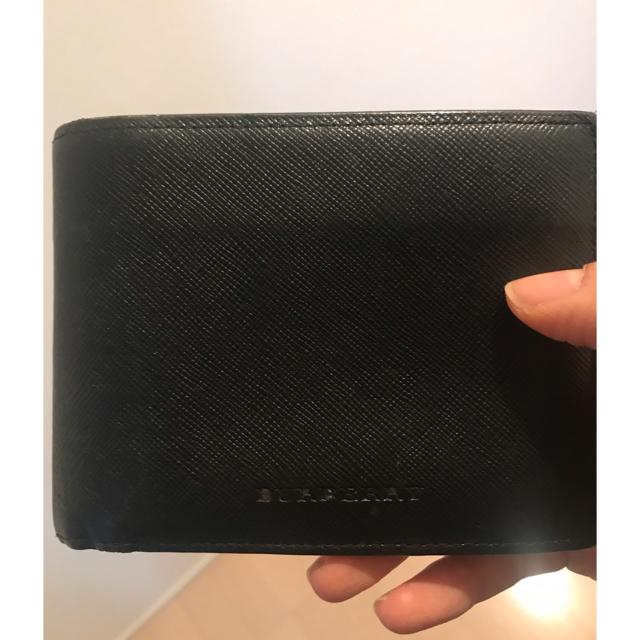 size 40 ba7b1 f7cbb 二つ折り財布 バーバリー メンズ   フリマアプリ ラクマ