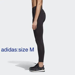 アディダス(adidas)のadidas アディダス ハイライズ ロングタイツ CW0489(レギンス/スパッツ)