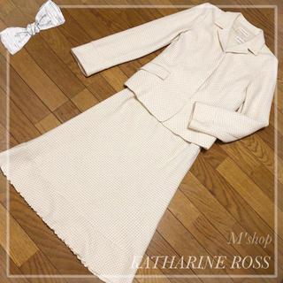 キャサリンロス(KATHARINE ROSS)のスーツ◆セットアップ トゥモローランド セオリー アナイ ワンピース など出品中(スーツ)