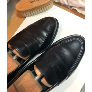 チーニー(CHEANEY)のcheany penny loafers(ブーツ)