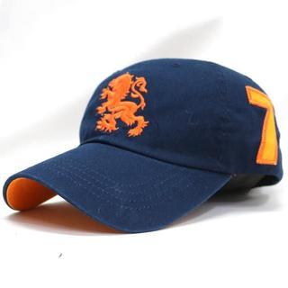 帽子 ゴルフ スポーツ キャップ メンズ ドラゴン セブンCAP ネイビー(その他)