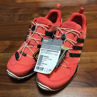 アディダス(adidas)のアディダス レディース トレッキングシューズ 24.5cm(登山用品)