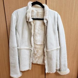 クリスチャンオジャール(CHRISTIAN AUJARD)のコート(毛皮/ファーコート)