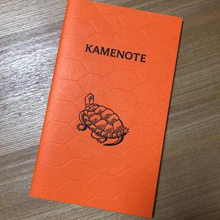 ビームス(BEAMS)の新品未使用!KAMENOKO×BEAMS コラボノート(ノート/メモ帳/ふせん)