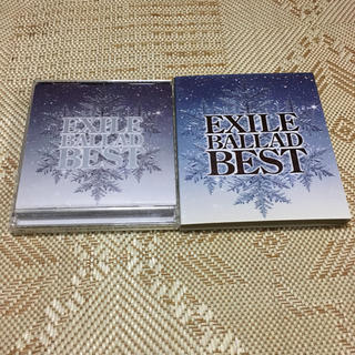 EXILE - EXILE BALLAD BEST DVD付き