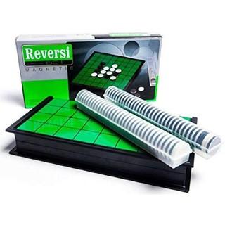 マグネット リバーシ 定番テーブルゲーム コンパクト収納  (オセロ/チェス)