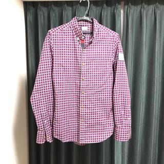 モンクレール(MONCLER)のMoncler gamme bleuのワイシャツです。(シャツ)