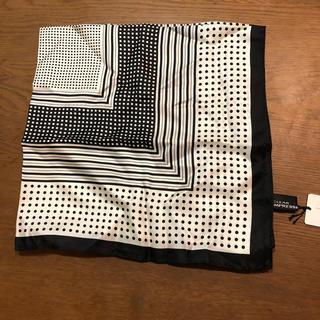 絹 スカーフ(スカーフ)