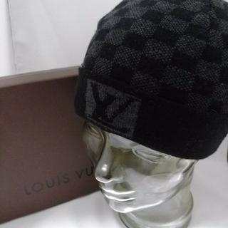 ルイヴィトン(LOUIS VUITTON)のmm様専用LOUIS VUITTON ニットキャップ メンズサイズ(ニット帽/ビーニー)