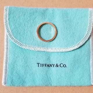 ティファニー(Tiffany & Co.)の@専用@ ティファニー クラシックバンドリング K18ローズゴールド #13(リング(指輪))