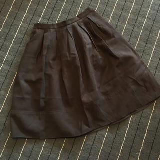 ワールドベーシック(WORLD BASIC)の膝丈スカート(ひざ丈スカート)