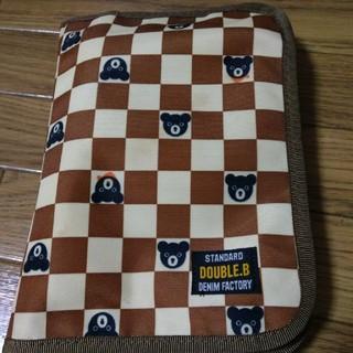 ダブルビー(DOUBLE.B)のnecocoro様専用 ダブルB 母子手帳ケース(母子手帳ケース)