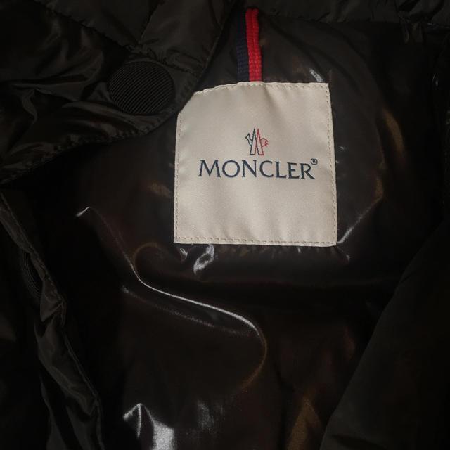 MONCLER(モンクレール)のモンクレールMONCLER♡ロングダウン♡送料込み レディースのジャケット/アウター(ダウンコート)の商品写真