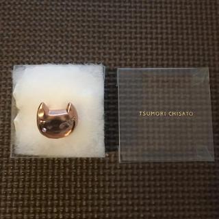 ツモリチサト(TSUMORI CHISATO)のTSUMORI CHISATO ネコ 指輪(リング(指輪))