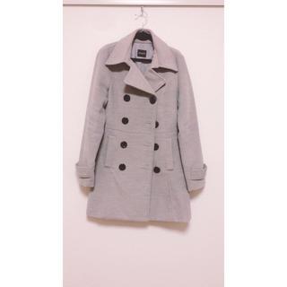 ドスチ(Dosch)のグレーのコート(ロングコート)