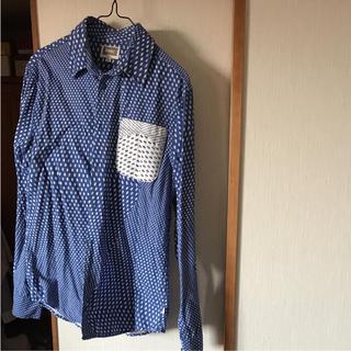 オルタモント(ALTAMONT)のアルタモントの、ブルーシャツ(シャツ)
