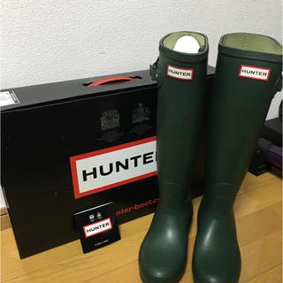 ハンター(HUNTER)のHunter新品レインブーツ(箱無し)(レインブーツ/長靴)