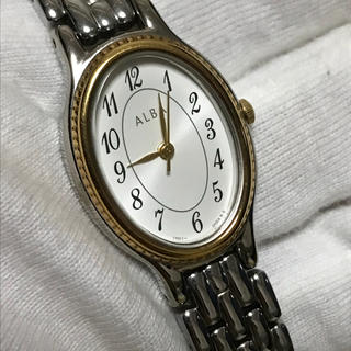 アルバ(ALBA)のレディース腕時計 セイコー ALBA(腕時計)
