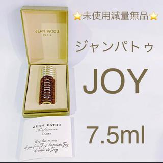 ジャンパトゥ(JEAN PATOU)の⭐︎未使用減量無品⭐︎ジャンパトゥ ジョイ 7.5ml(香水(女性用))