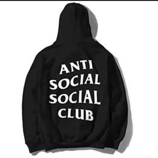 アンチ(ANTI)のANTI SOCIAL SOCIAL CLUB パーカー(パーカー)