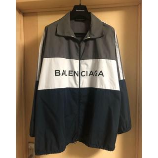 バレンシアガ(Balenciaga)のBALENCIAGA トラックジャケット 37(ブルゾン)