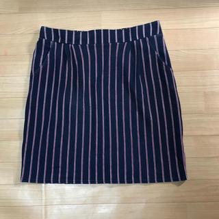 クレット(clette)の12月末まで値下げ!clette コクーンスカート 4L(ひざ丈スカート)