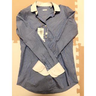 オリアン(ORIAN)のSALE ORIAN ストライプシャツ(シャツ/ブラウス(長袖/七分))