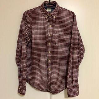 ハーヴァード(HARVARD)のHarvard 赤チェックシャツ(シャツ)