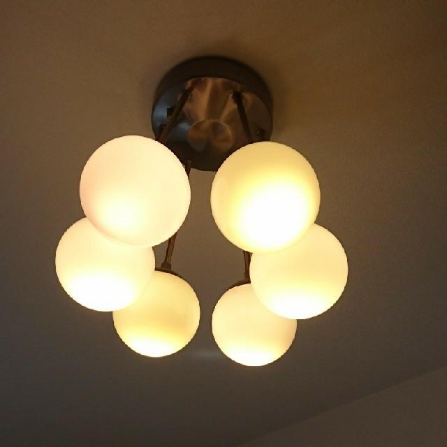 Francfranc(フランフラン)のフランフラン 天井照明 インテリア/住まい/日用品のライト/照明/LED(天井照明)の商品写真