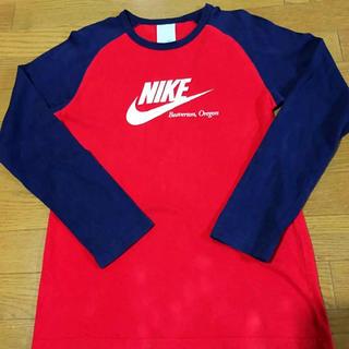 ナイキ(NIKE)のレディース NIKE長袖Tシャツ(Tシャツ(長袖/七分))