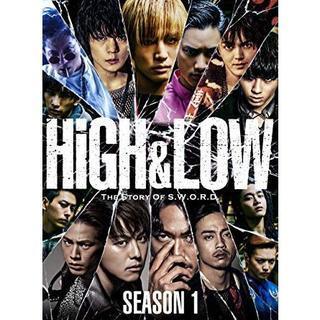 HiGH & LOW SEASON 1 完全版 BOX(DVD4枚組)(TVドラマ)