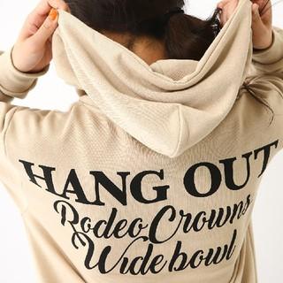 ロデオクラウンズワイドボウル(RODEO CROWNS WIDE BOWL)の今期新作✩RODEO CROWNS✩RCWB✩アソートサガラポケットパーカー(パーカー)
