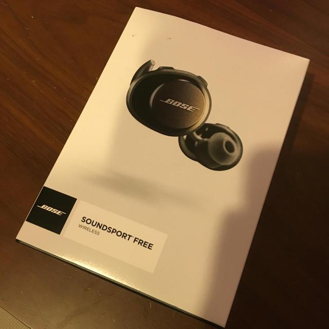 エムシーエム iphone8 カバー 海外 | BOSE - 【美品保証書付】BOSE Sport Free wireless イヤホンの通販 by frilllllll|ボーズならラクマ