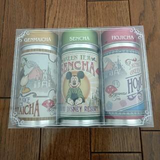 ディズニー(Disney)のディズニーリゾート ティーバッグ缶セット(茶)