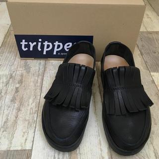 トリッペン(trippen)のtrippen トリッペン Tiger 38(ローファー/革靴)