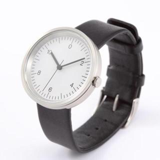ムジルシリョウヒン(MUJI (無印良品))の【新品】MUJI 腕時計・Wall Clock・(腕時計)