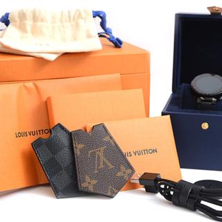 ルイヴィトン(LOUIS VUITTON)のルイヴィトン Louis Vuitton タンブール ホライゾン コネクテッド (腕時計(デジタル))
