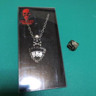 セックスポット(SEXPOT)のネックレス&指輪 SEX POT JAGRA(ネックレス)