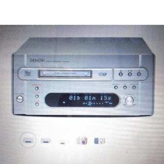 デノン(DENON)のデノン DENON CDチューナーアンプ シルバー RCD-M33 E2モデル(その他)