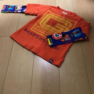ゴッサム(GOTHAM)の新品未使用☆ GOTHAN Tシャツ ロンT キッズ 120(Tシャツ/カットソー)